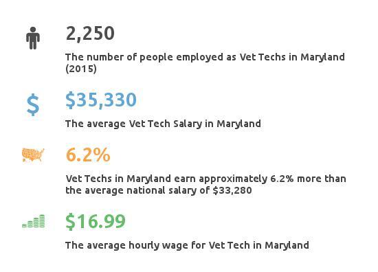 Vet Tech Schools In Maryland
