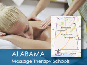 Massage Therapy Schools Alabama AL